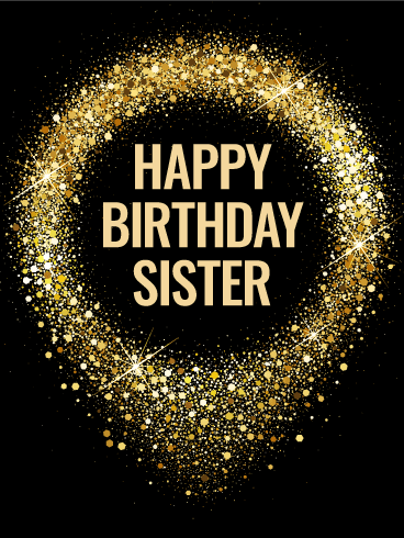 Happy Birthday Wishes For Younger Sister, Elder SIster