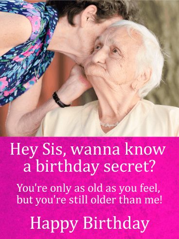 Top 20 Happy Birthday Sister Images Funny - Best