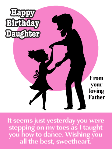 Birthday Cards For Daughter From Parents : birthday, cards, daughter, parents, Birthday, Cards, Daughter, Greeting, Davia, ECards