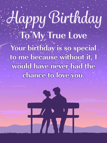 Romantic Happy Birthday To The Man I Love : romantic, happy, birthday, Chance, Romantic, Happy, Birthday, Greeting, Cards, Davia