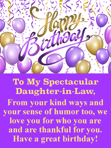 Religious Happy Birthday Daughter In Law : religious, happy, birthday, daughter, Happy, Birthday, Daughter-in-Law, Messages, Images, Wishes, Davia