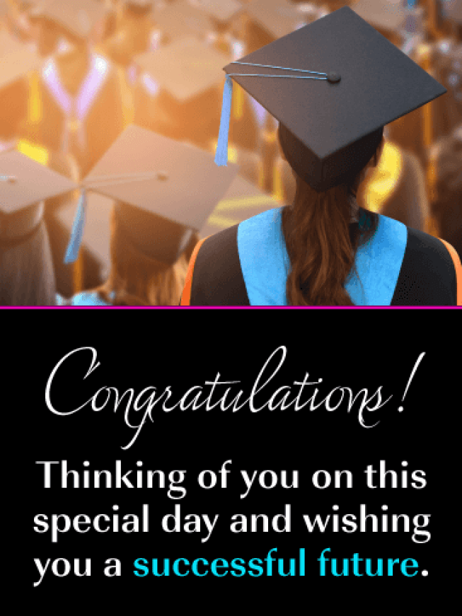 Happy Graduation Wishes for Her - Birthday Wishes and Messages by Davia
