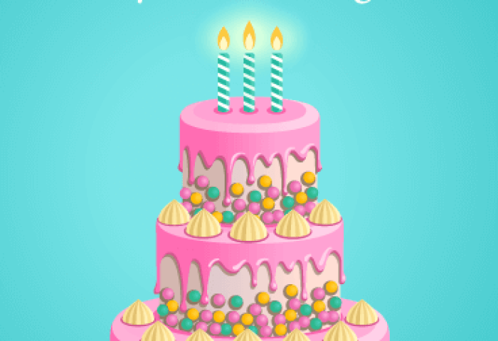 Perfect Cake Happy Birthday Card For Daughter Birthday