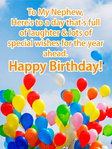 Happy 4th Birthday Nephew : happy, birthday, nephew, Happy, Birthday, Nephew, Messages, Wishes, Davia