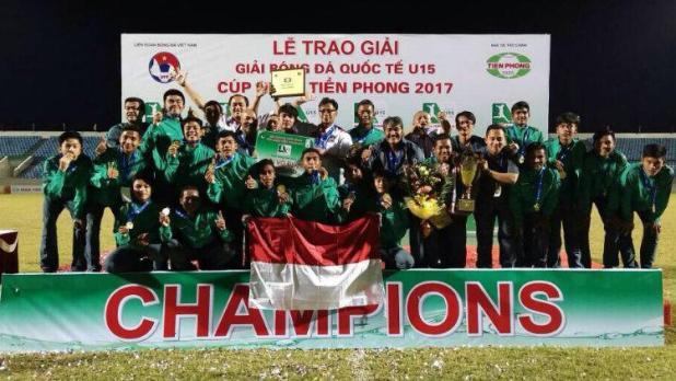 Indosport - Timnas Indonesia U-16