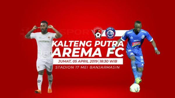 Prediksi Pertandingan Piala Presiden 2019 Kalteng Putra