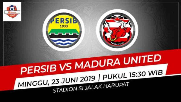 Prediksi Pertandingan Liga 1 2019 Persib Bandung Vs Madura