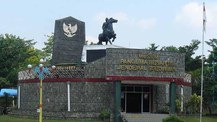 Museum Sasmitaloka Panglima Besar Jenderal Sudirman. Copyright: situsbudaya.id