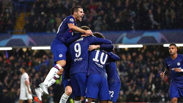 Hasil Pertandingan Chelsea Vs Lille The Blues Amankan 16