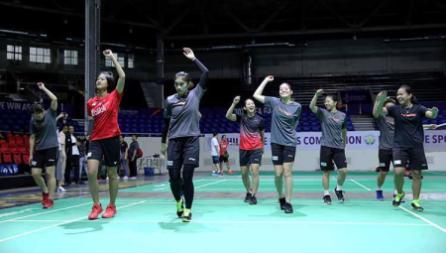 Badminton Asia Team Championships 2020 Indosport