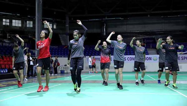 Stasiun Tv Ini Bakal Siarkan Badminton Asia Team