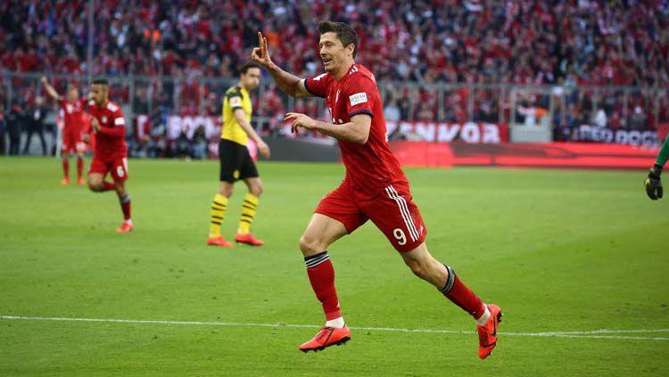 Hasil Pertandingan Babak Pertama Bundesliga Bayern