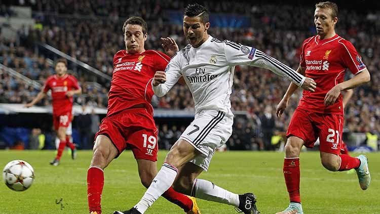 Ketika Liverpool Pakai Cadangan Lawan Real Madrid di Liga ...