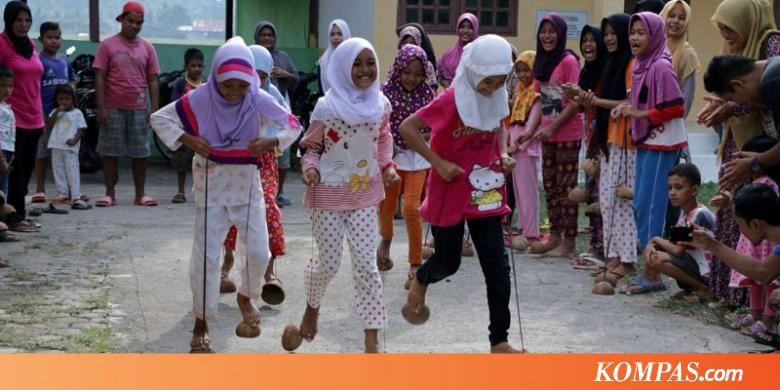Menghidupkan Permainan Tradisional di Aceh  Kompascom
