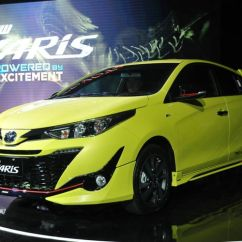 Toyota Yaris Trd Sportivo 2018 Indonesia All New Camry Malaysia Ini Detail Facelift Kompas Com