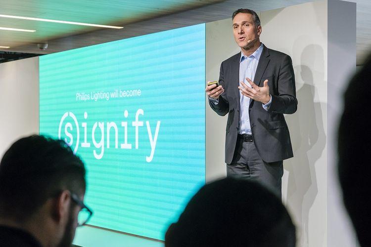 Inovasi Philips Hadirkan Teknologi Baru Pencahayaan Pintar