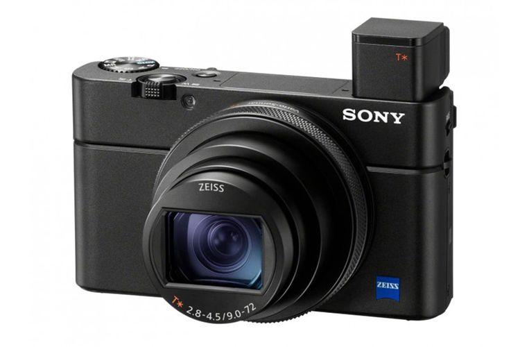 Sony RX100 VII Kamera Mungil Yang Punya Fitur High-End
