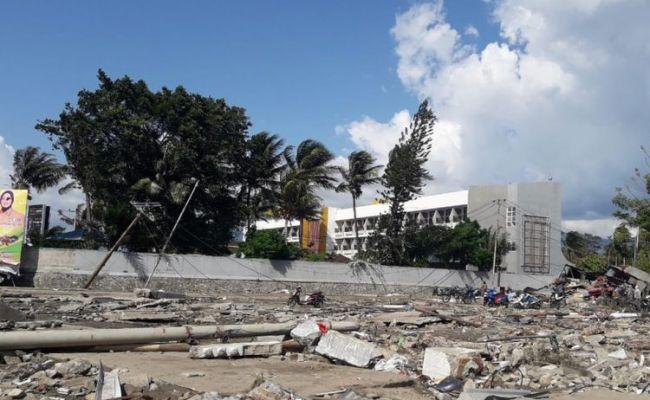 Kabar Terkini Hotel Di Palu Pasca Gempa Dan Tsunami Kompas