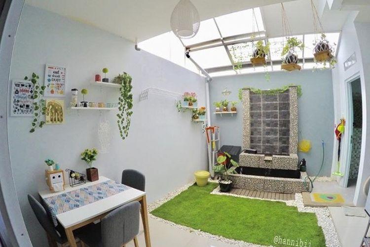 Mungkinkah Bikin Taman Indoor di Rumah Mungil Begini