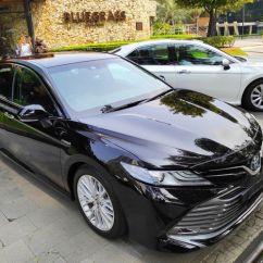 All New Camry Harga Oli Matic Grand Avanza Toyota Bicara Soal Kompas Com Resmi Diluncurkan Selasa 8 1 2019