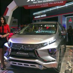 Harga Grand New Avanza Otr Medan Corolla Altis Grande Xpander Bekas Mulai Bermunculan Ini Reaksi Mitsubishi Kompas Com Masih Jadi Andalan Di Giias 2017