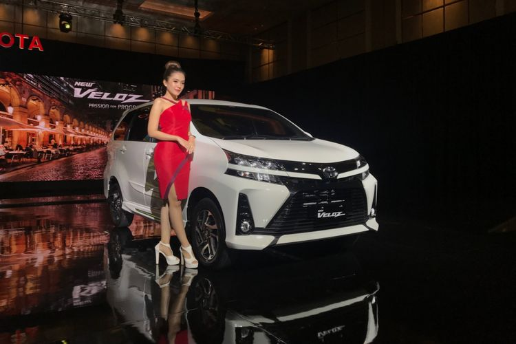 harga all new avanza veloz 2019 grand 1.3 2016 toyota facelift mendekati rush kompas com xenia