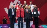 Emas Pertama, Defia : Awalnya Tidak Suka Taekwondo