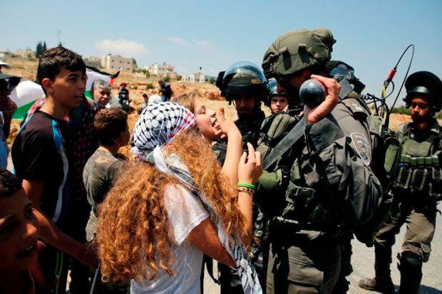 Bentrokan berkobar di Tepi Barat Sungai Jordan