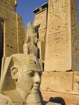 Yang Terkenal Di Mesir : terkenal, mesir, Inilah, Situs, Arkeologi, Peninggalan, Peradaban, Tertua, Afrika, Halaman, Tribun, Manado
