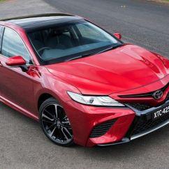 Kapan All New Camry Masuk Indonesia Harga Grand Veloz 1.3 2015 Toyota Anyar Dijadwalkan Meluncur Awal 2019 Kompas Com