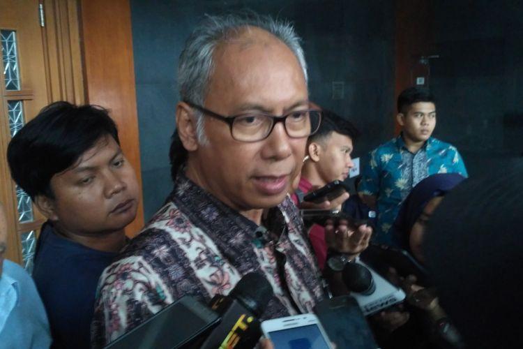 Dokter RA Medika Permata Hijau Bimanesh Sutarjo di Pengadilan Tipikor Jakarta, Senin (16/4/2018).