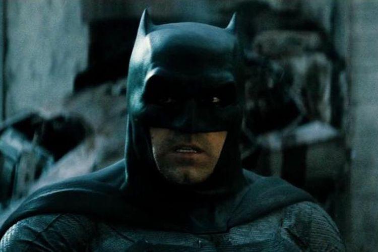 Setelah 3 Tahun Ben Affleck Bakal Kembali Jadi Batman Dalam Film The Flash Halaman All Kompas Com