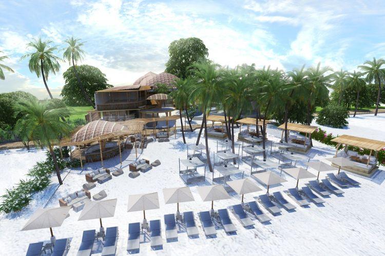 Akhir Tahun Ini Beach Club Baru Hadir Di Sanur Bali