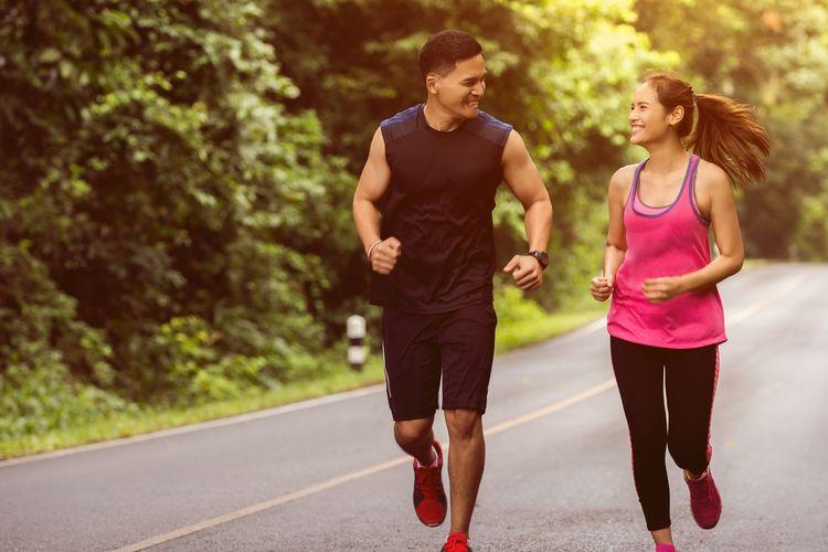 Olahraga dalam Cuaca Panas Pacu Pembakaran Kalori. Benarkah? Halaman all - Kompas.com
