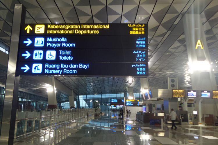 Ini Daftar Maskapai Penerbangan Tiap Terminal Di Bandara Soetta