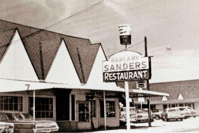 Biografi Tokoh Dunia: Harland Sanders, Pencipta Resep Rahasia KFC Halaman all - Kompas.com