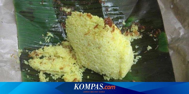 Nasi Kuning Banjar Sarapan Wajib Di Banjarmasin