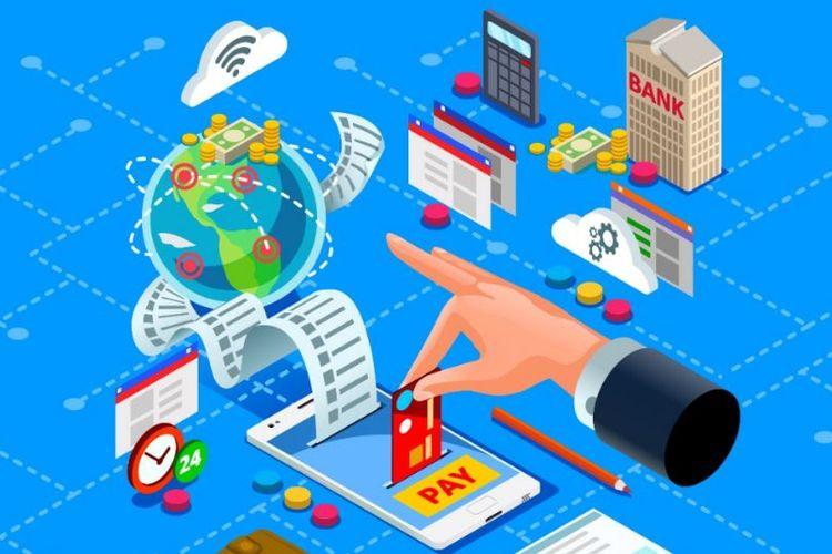 인니, 23개 디지털 기업에서 징수한 VAT 6,160억 루피아 넘어
