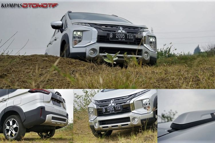 Test Drive Xpander Cross