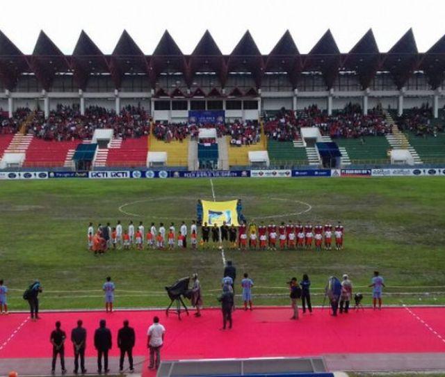 Babak Pertama Tsunami Cup Indonesia Tertinggal Dari Kirgistan