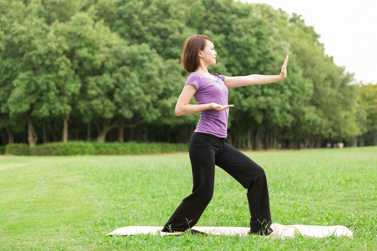 4 Olahraga untuk Mereka yang Punya Napas Pendek Halaman all - Kompas.com