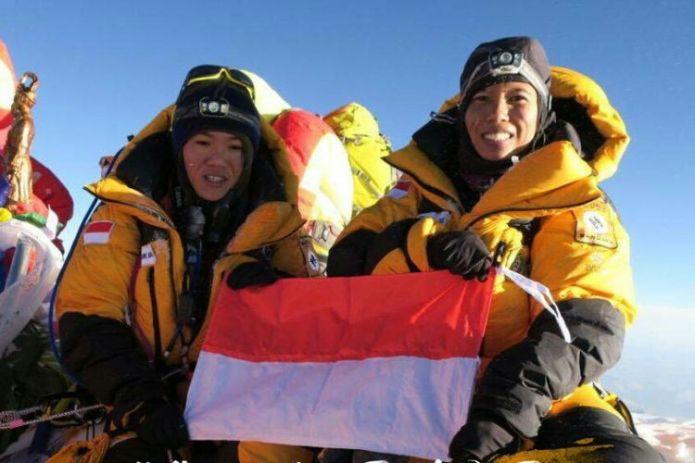 Kisah Seven Summits Fransiska Dimitri Denali Dan Vinson Massif Tak Terlupakan Halaman All Kompas Com