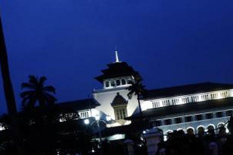 Ada Pesta Kembang Api Di Ultah Kota Bandung