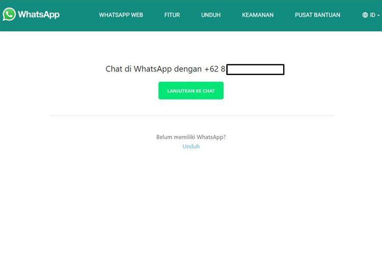 Jika sudah melihat tulisan 'foto profil', silahkan klik dan pilih tidak ada. Cara Kirim Pesan Whatsapp Ke Nomor Sendiri Untuk Simpan Catatan