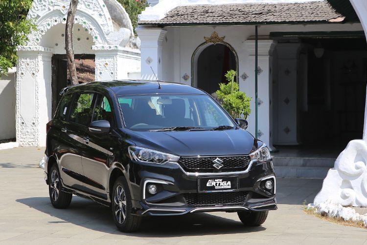 Suzuki Ertiga Sport di Cirebon, Jawa Barat