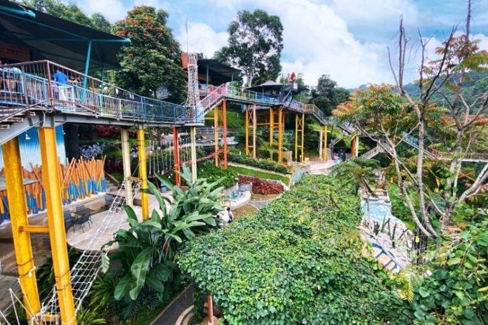 4 Tempat Wisata Di Bandung Yang Wajib Dikunjungi Ke Mana Saja Halaman All Kompas Com