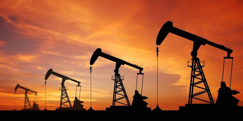 Ilustrasi Industri Hulu Minyak dan Gas Bumi Indonesia
