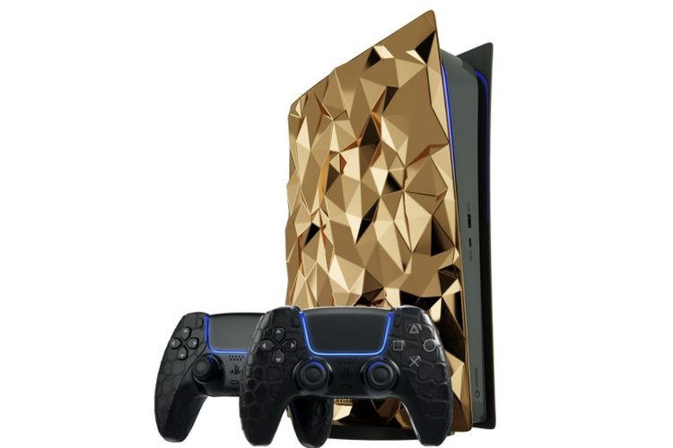 Sony Playstation 5 Gold