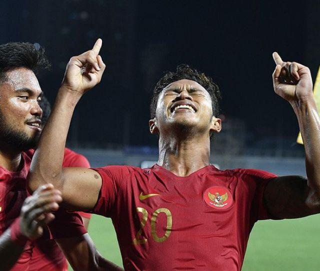 Indonesia Vs Vietnam Cuma Menang   Dan Gol Berasal Dari Bola