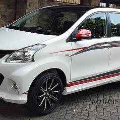 Modifikasi Grand New Avanza 2018 Matic Berikut Tanggapan Toyota Soal Trd Kompas Com